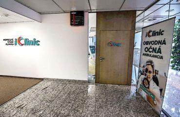 Den na oční klinice iClinic